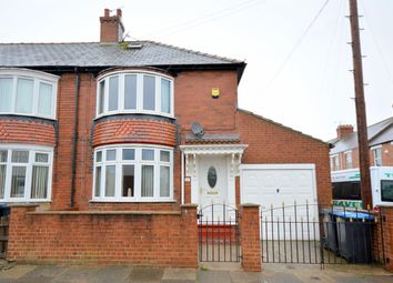 Thumbnail 2 bed end terrace house for sale in Rutland Avenue, Bishop Auckland
