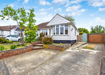 Thumbnail 3 bedroom semi-detached bungalow for sale in Carisbrooke Avenue, Bexley, Kent