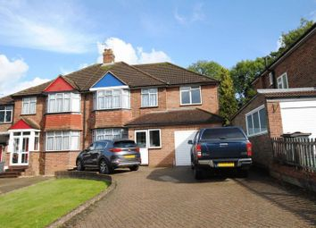 Thumbnail 4 bed semi-detached house for sale in Waddington Avenue, Old Coulsdon, Coulsdon