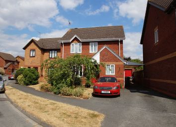 Thumbnail 4 bed detached house for sale in Little Penny Rope, Pershore