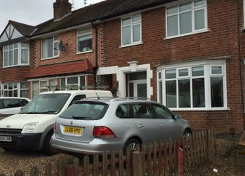 Thumbnail 3 bed town house to rent in Newtown Linford Lane, Groby