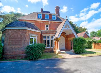 Thumbnail 3 bed flat for sale in Dover Close, Branksome Park, Poole