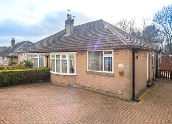 Thumbnail 2 bed semi-detached house for sale in Carr Manor Crescent, Leeds, West Yorkshire
