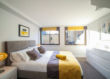 Thumbnail 1 bed flat for sale in Bedford Mansions, Derngate, Northampton