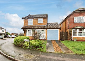 3 bed detached house for sale in Cheyne Close, Kemsley, Sittingbourne ME10