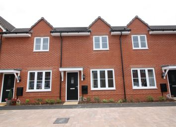 Thumbnail 2 bed terraced house to rent in Tuckwell Grove, Pinhoe, Exeter