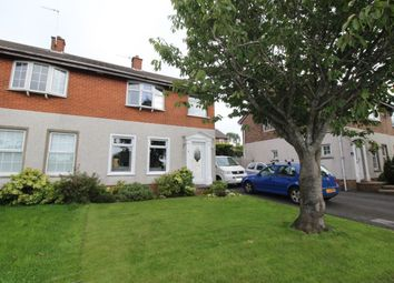 Thumbnail 3 bed semi-detached house to rent in Bexley Road, Bangor