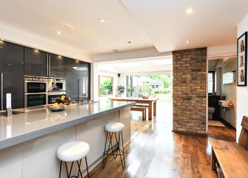 Thumbnail 4 bed property for sale in Berrylands, Raynes Park