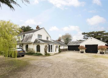 Thumbnail 4 bed detached house for sale in Chichester Road, West Wittering, Chichester, West Sussex