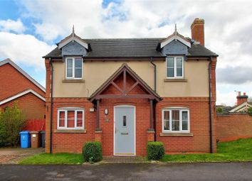 Thumbnail 3 bed detached house for sale in Waters Edge, Handsacre, Rugeley