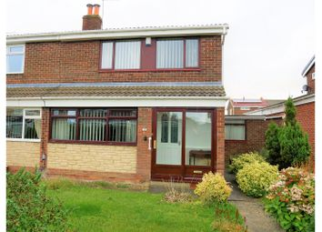 Thumbnail 3 bed semi-detached house to rent in Norwich Way, Jarrow