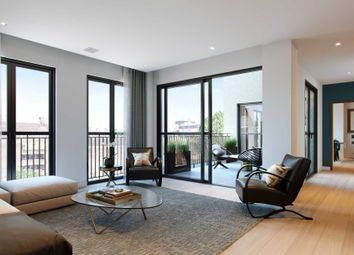 Thumbnail 3 bed penthouse for sale in Lyons Place, London
