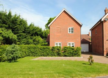 Thumbnail 3 bed detached house for sale in Claypit Lane, East Challow, Wantage