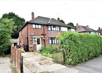Thumbnail 3 bed semi-detached house for sale in Bagshot Green, Bagshot, Surrey