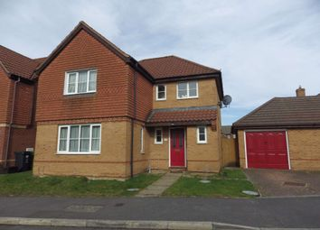 Thumbnail 4 bedroom detached house to rent in Tracy Close, Swindon, Wiltshire