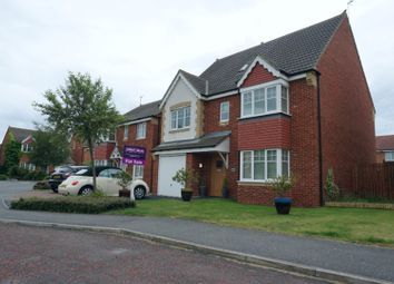 Thumbnail 6 bed detached house for sale in Harwood Drive, Houghton Le Spring