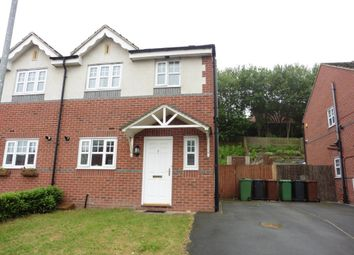 Thumbnail 3 bedroom semi-detached house for sale in Coverdale Close, Armley