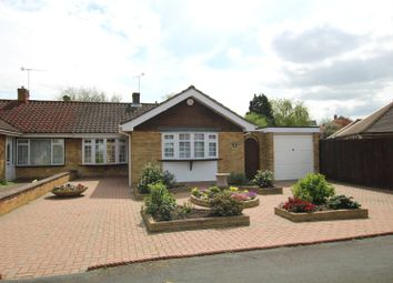 Thumbnail 2 bed semi-detached bungalow for sale in Forefield, St. Albans, Hertfordshire