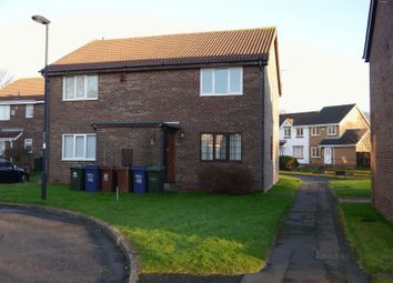 Thumbnail 1 bed flat for sale in Alverston Close, Newcastle Upon Tyne