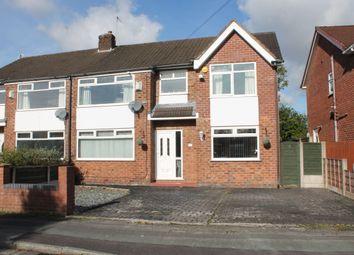Thumbnail 4 bedroom semi-detached house for sale in Arnside Avenue, Hazel Grove, Stockport