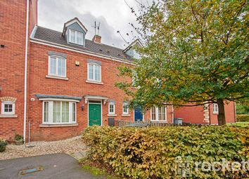 Thumbnail 4 bedroom town house to rent in Kennington Oval, Trentham, Stoke-On-Trent