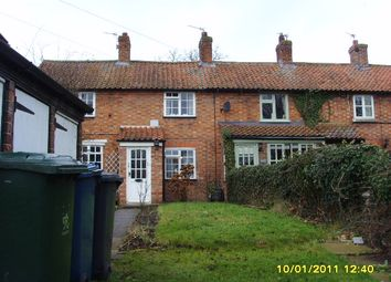 Thumbnail 2 bed cottage to rent in Mill Lane, Cropwell Bishop, Nottingham