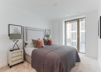 Thumbnail 3 bed flat to rent in Kelson House, Royal Wharf