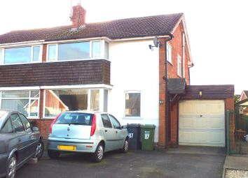 Thumbnail 3 bed property for sale in Windermere Way, Stourport-On-Severn