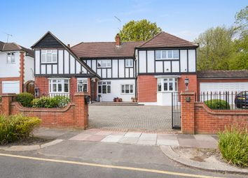Thumbnail 6 bed detached house for sale in Parkway, Southgate