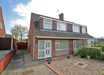Thumbnail 3 bed semi-detached house for sale in Ladbrooke Crescent, Basford, Nottingham