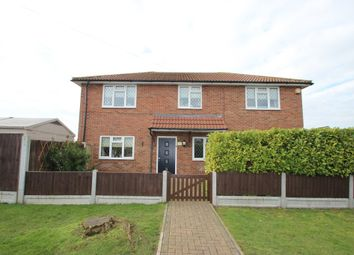Thumbnail 4 bed detached house for sale in Miramar Avenue, Canvey Island