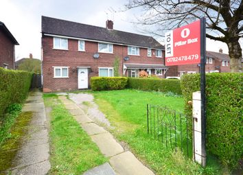 Thumbnail 2 bed semi-detached house to rent in The Moat, Weston Coyney, Stoke On Trent