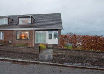 Thumbnail 3 bed semi-detached house for sale in 28 Greygoran, Sauchie, Clackmannanshire, 3Et, UK