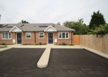 Thumbnail 1 bed semi-detached bungalow to rent in Radford Drive, Leicester
