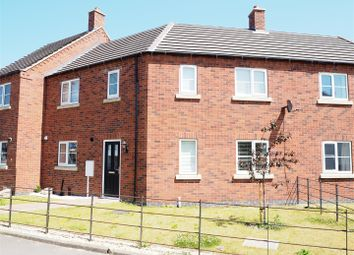Thumbnail 3 bed town house for sale in London Road, Balderton, Newark
