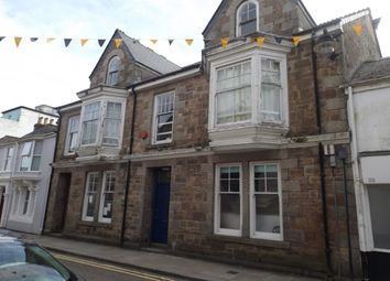 Thumbnail 3 bed flat to rent in Chapel Street, Camborne