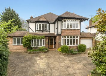 Thumbnail 6 bed detached house for sale in Seymour Gardens, Surbiton