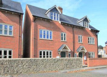 Thumbnail 4 bed semi-detached house for sale in Gilmore Court, Highworth