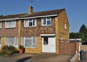 Thumbnail 3 bedroom semi-detached house for sale in Linnet Drive, Chelmsford, Essex