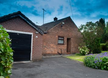 3 bed bungalow for sale in Brookside Drive, Hyde SK14