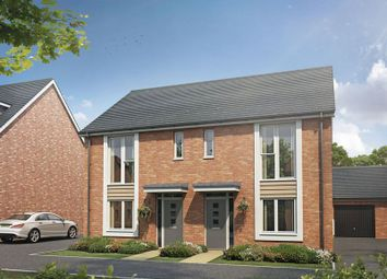 Thumbnail 3 bed semi-detached house for sale in Plot 69 The Houghton, Campden Road