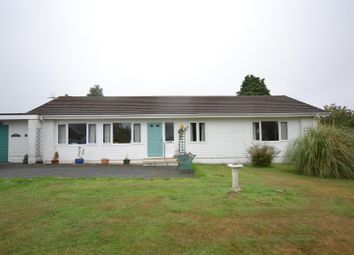 Thumbnail 4 bed detached bungalow for sale in Lady Road, Blaenporth, Cardigan