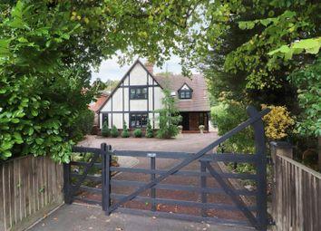 Oaklands Lane, Biggin Hill, Westerham TN16. 4 bed detached house for sale