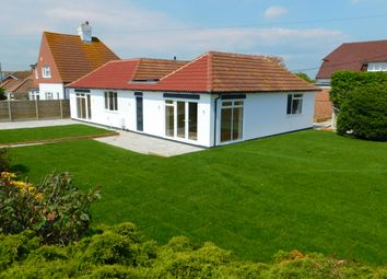 Thumbnail 4 bed detached bungalow for sale in Val Prinseps Road, Pevensey Bay