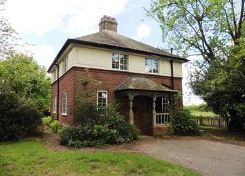 Thumbnail 3 bed detached house to rent in Chorlton Lane, Chorlton, Malpas, Cheshire