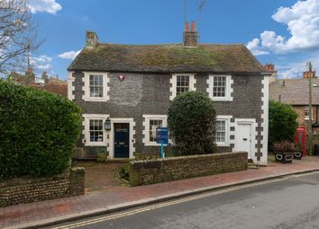 Thumbnail 3 bed cottage for sale in Vicarage Lane, Rottingdean, East Sussex