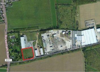 Thumbnail Industrial for sale in Bunns Bank, Old Buckenham, Attleborough