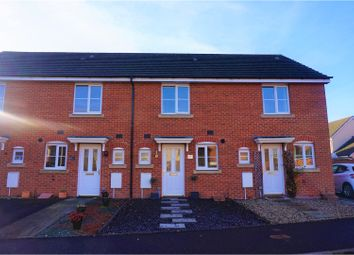 Thumbnail 2 bed terraced house for sale in Ffordd Nowell, Cardiff