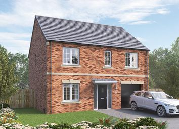 "Thumbnail 4 bed detached house for sale in ""The Rosebury"" at Burton Street, Market Harborough"