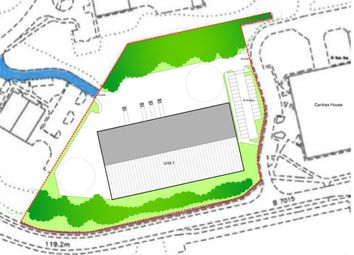 Thumbnail Industrial to let in New Builds, Fleming Road, Livingston, Scotland, UK